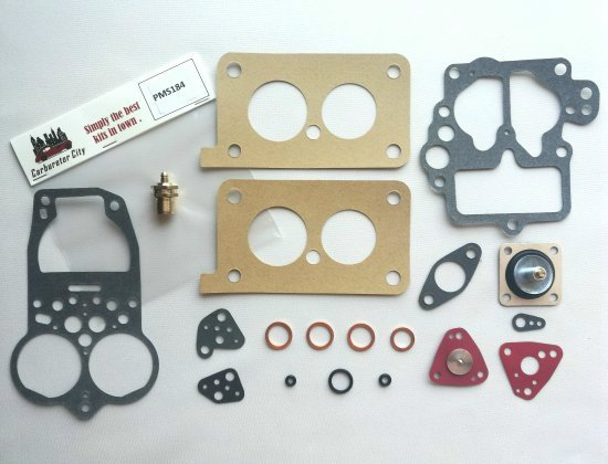 Rebuild Kit for Solex 32-35 TMIMA carburetors